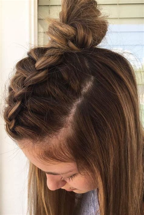 easy indian hairstyles to make on our own 25 best ideas about cute medium hairstyles on pinterest
