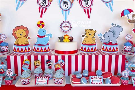 Circus Baby Shower by Circus Carnival Baby Shower Ideas Photo 9 Of 26 Catch