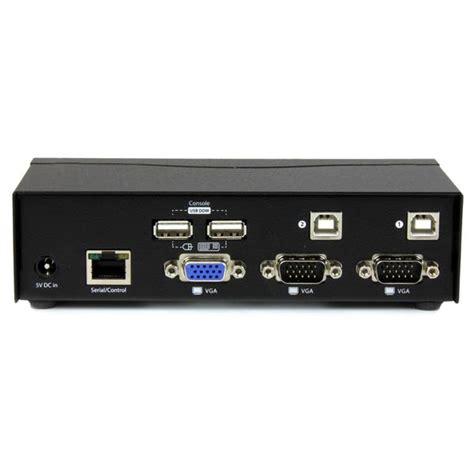 Switch Kvm 2 port vga usb kvm switch with cables kvm switches startech