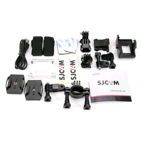 Kamera Sjcam Sj4000 Wifi by Sjcam Sj4000 Plus Wifi Black Expansys