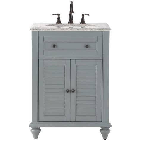 home decorators collection hamilton 49 in vanity in grey home decorators collection hamilton 25 in w shutter