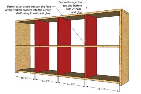 build cubbies plans diy   corner shelf
