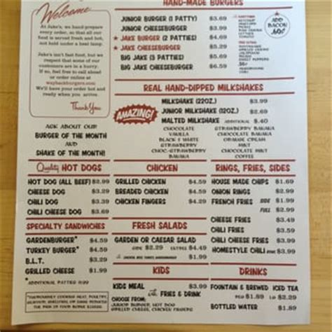 Backyard Burger Evansville Wayback Burgers Burgers Evansville In Reviews