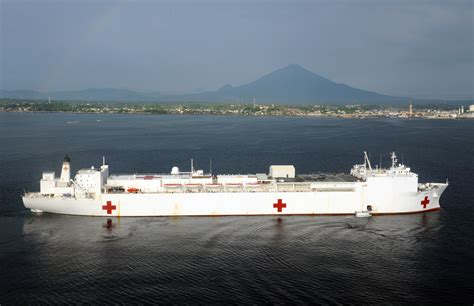 usns comfort location file the hospital ship usns mercy t ah 19 june 6 2012