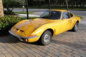 Www Opel Cars Opel Gt Classic Car Weekly