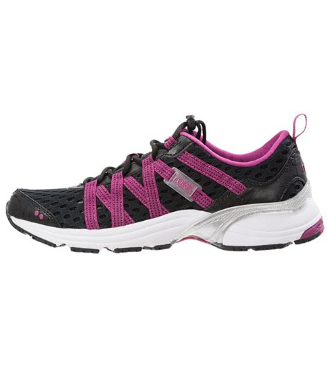 sport water shoes ryka s hydro sport water shoes black pink grey
