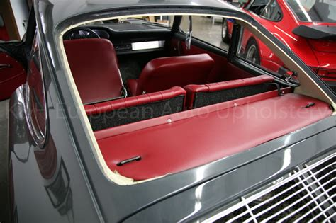 black porsche interior gallery porsche 912 black interior 1966 k h