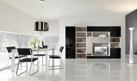 Black white living room decor ideas simple houz