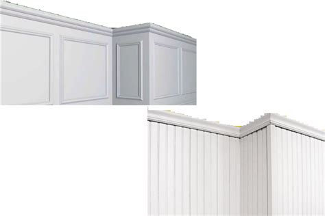 Wainscoting Vs Chair Rail Wainscoting Vs Beadboard Homeverity