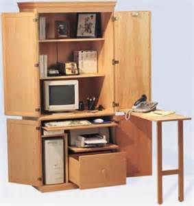 Computer Armoire With Fold Out Desk Like The Attached Fold Table Office