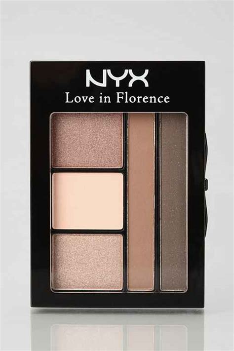 Nyx Gift Card - nyx love in florence eye shadow palette urban outfitters