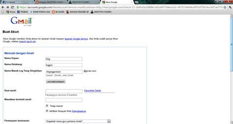 membuat pertanyaan keamanan gmail cara membuat akun email google gmail mustofa shares