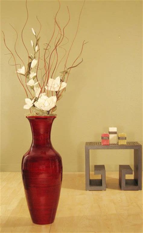Vase Home Decor by Best 25 Floor Vases Ideas On Floor Vase Decor