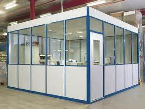 cabine d atelier bureau modulaire