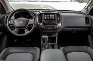 2015 Chevrolet Colorado Interior 2015 Chevrolet Colorado Z71 Interior Photo 9