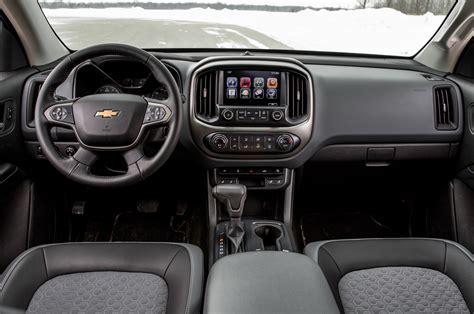 2015 Chevy Colorado Interior 2015 chevrolet colorado z71 interior photo 9