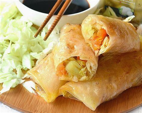cucina etnica ricette facili cucina etnica involtini primavera ricette imma di