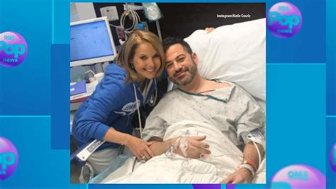 katie couric youtube colonoscopy katie couric takes jimmy kimmel to get his first