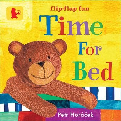 time for bed book time for bed by petr horacek waterstones