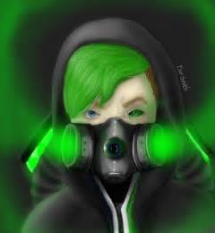 Fan art i did of therealjacksepticeye it took me ages