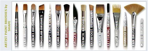 best brush for acrylic paint on canvas 15 artist paint brush set for watercolor acrylics