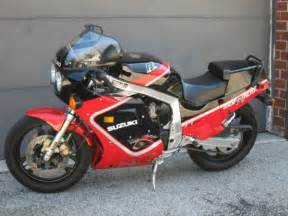 Suzuki 1100 For Sale Almost New 1987 Suzuki Gsx R 1100 With Just 1600