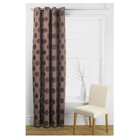 tesco curtains uk tesco chenille spot lined eyelet curtains curtains24 co uk