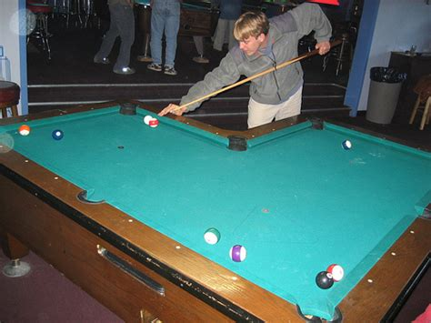 l shaped pool table the quot l quot shaped pool table in seward ak lacrosse