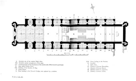plans com medieval cambridge king s college chapel plans