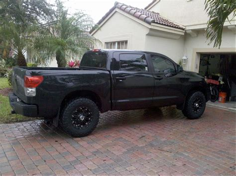 Blacked Out Toyota Tundra Jjb2 S 2008 Toyota Tundra Access Cab In Pembroke Pines