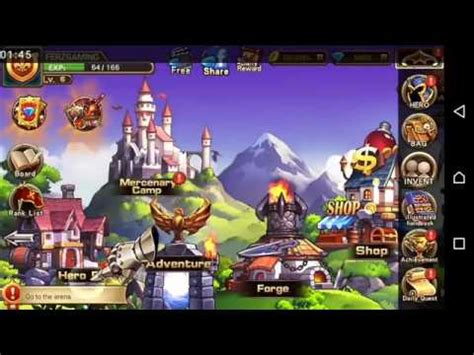mod game brave fighter brave fighter 2 frontier free mod apk cheat unlimited