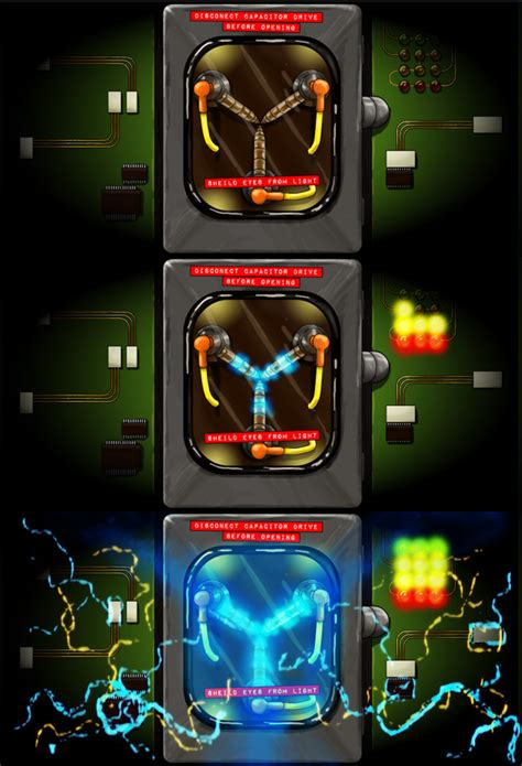 iphone theme flux capacitor  dangerpins  deviantart