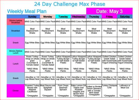 24 Day Detox Challenge by 13 Best Advocare Images On Advocare Diet