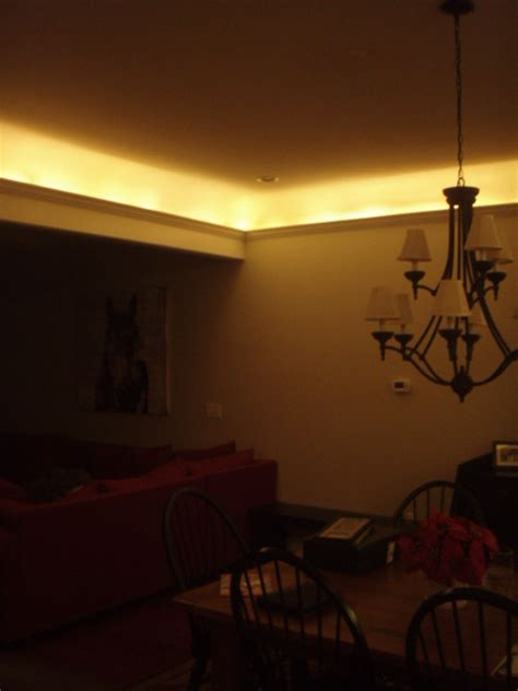 Coffered Ceiling Lighting Coffered Ceiling Cove Lighting Armchair Builder