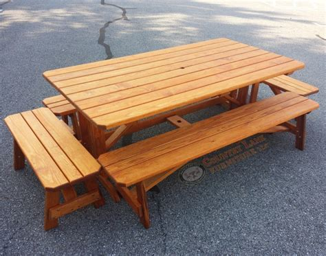 ok lighting ok 815pl sp1 table touch l picnic table and chairs 100 images cervan
