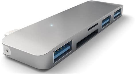 Adaptor Macbook satechi announces type c hub adapter for macbook mac rumors