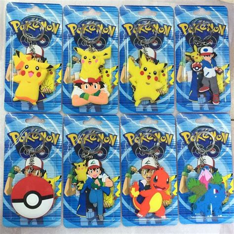 figure blister packaging pikachu ash ketchum charmander bulbasaur squirtl