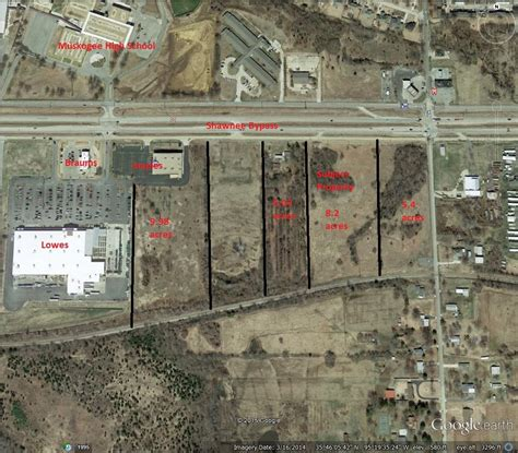 Muskogee Oklahoma Property Tax Records 3401 E Shawnee Bypass Muskogee Ok 74403 Interstate Properties