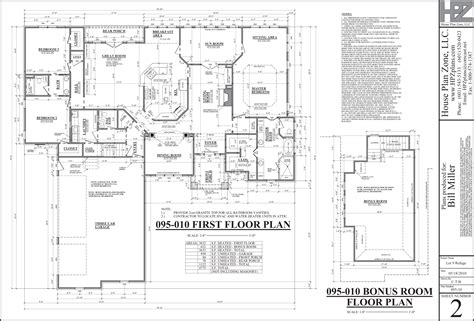 pdf floor plan the refuge house plans flanagan construction