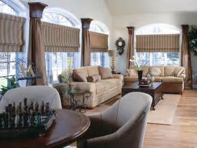 Window Treatments Ideas For Living Room Kitchen Curtain Ideas Hgtv