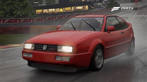 1995 volkswagen corrado forza motorsport 6 cars