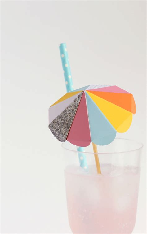 How To Make Paper Umbrella For Drinks - how to make paper umbrella for drinks 28 images how to