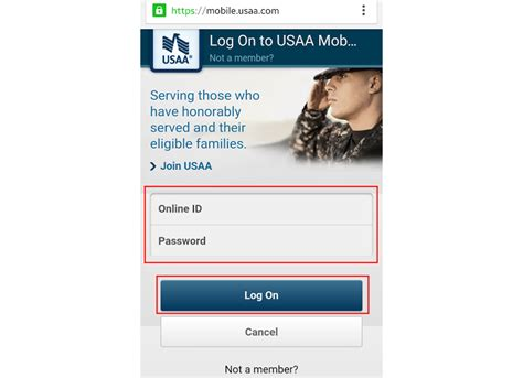 USAA Auto Insurance Login   Make a Payment