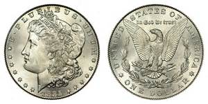 Price In Dollars 1885 P Silver Dollars Value And Prices