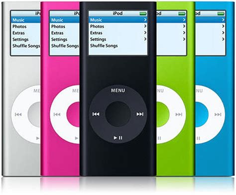 Iskin For The 2nd Generation Nano by The History Of The Ipod Nano And All Its Models