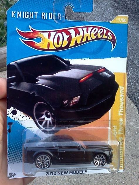 Wheels Rider K I T T 2012 rider ford gt500kr rider shelby snake 1 64 scale industries 3000 k i