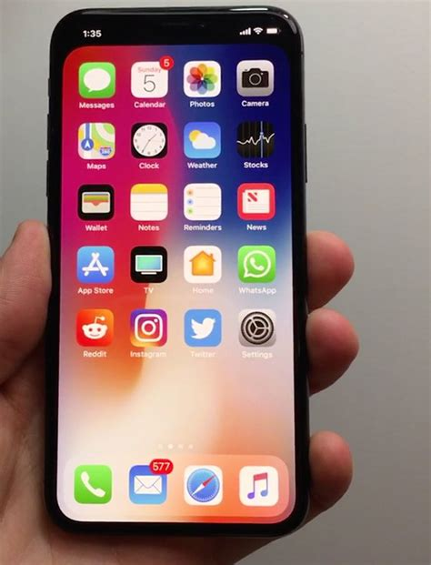 how to remove iphone x notch from home and lock screen redmond pie