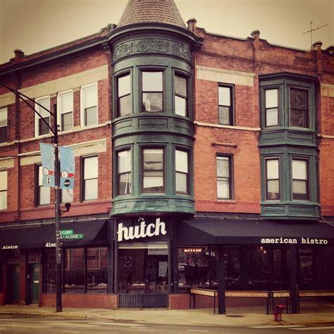 Hutch Bistro Hutch American Bistro Marc Wuenschel Baconfest Chicago