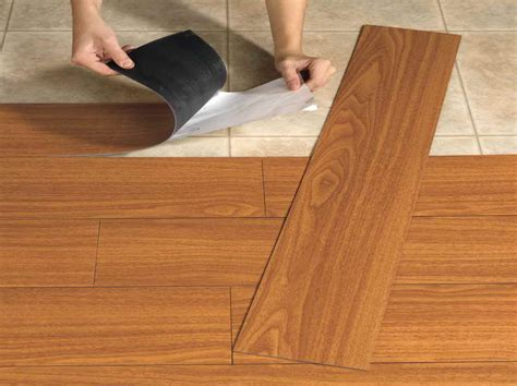 18 different types of flooring materials