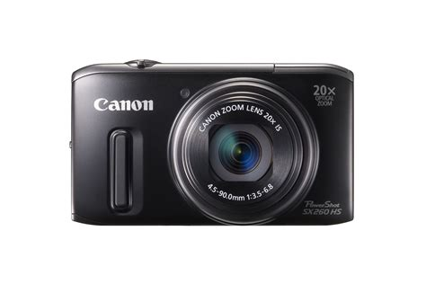best canon powershot canon joins the wi fi and 20x zoom fray with new powershot